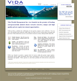 Vida Wealth Management